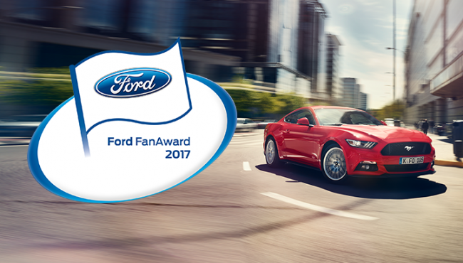 Bester Ford Club Fan-Voting