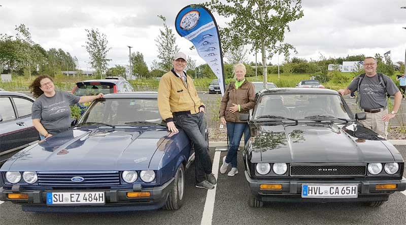 """50 years of the Ford Capri"""