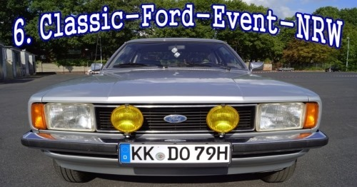Classic Ford Event NRW 2020