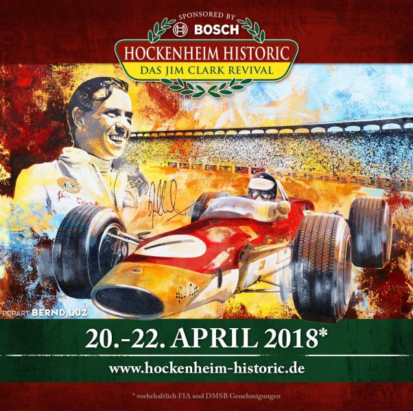 Hockenheim Historic | Das Jim Clark Revival