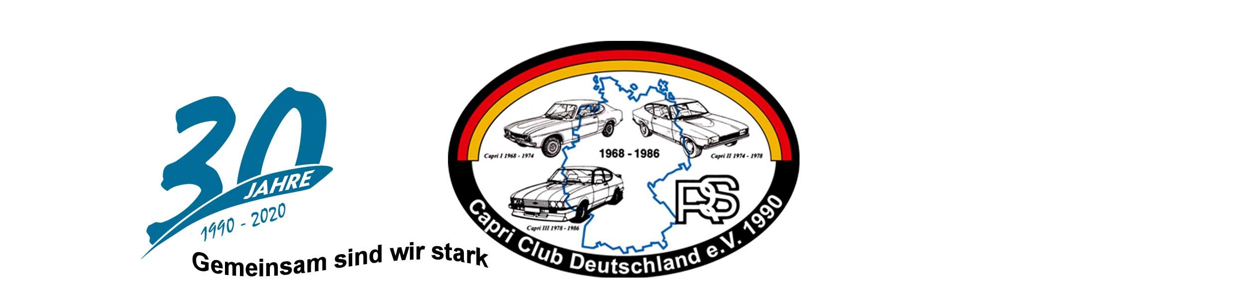 30 Jahre Capri Club Deutschland e.V.